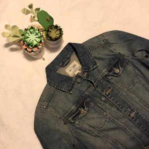NWT Children's Place 7/8 yrs Jean Jacket